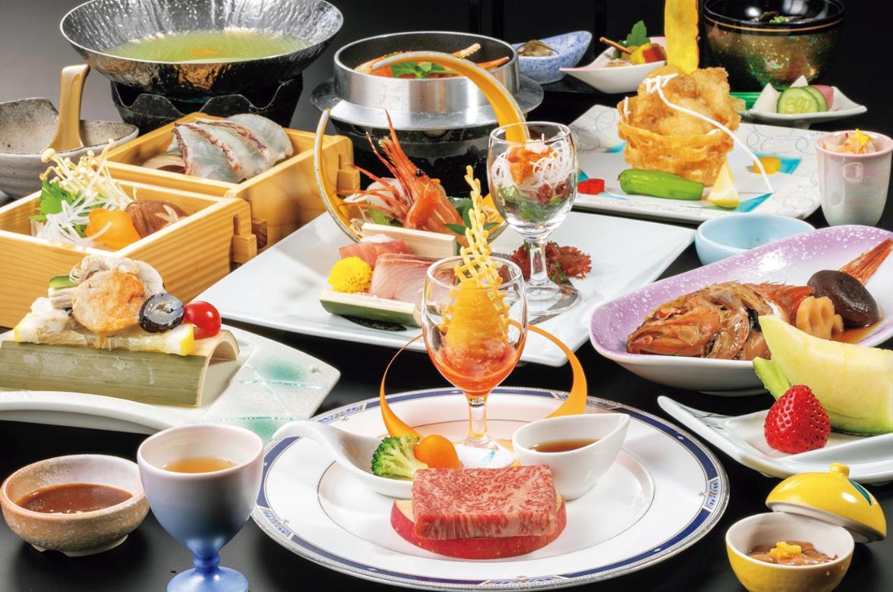 記念日におすすめのレストラン・かんぽの宿 潮来の写真7