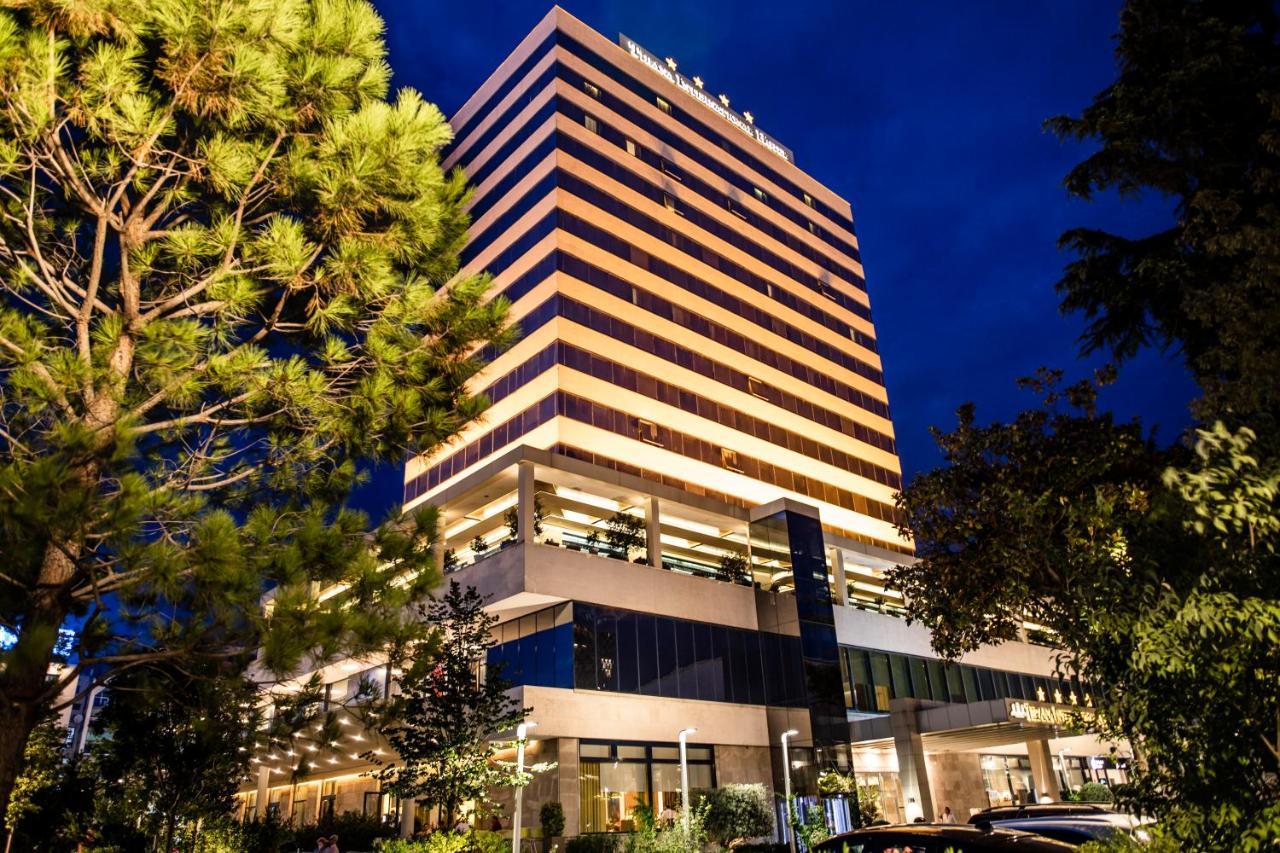 Отель  Tirana International Hotel & Conference Center