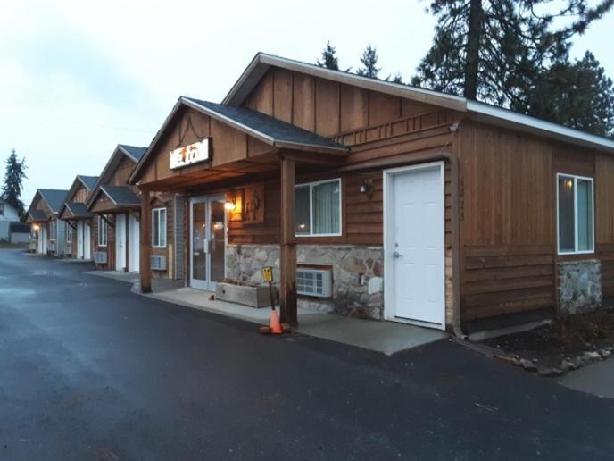 Мотель Moose Inn