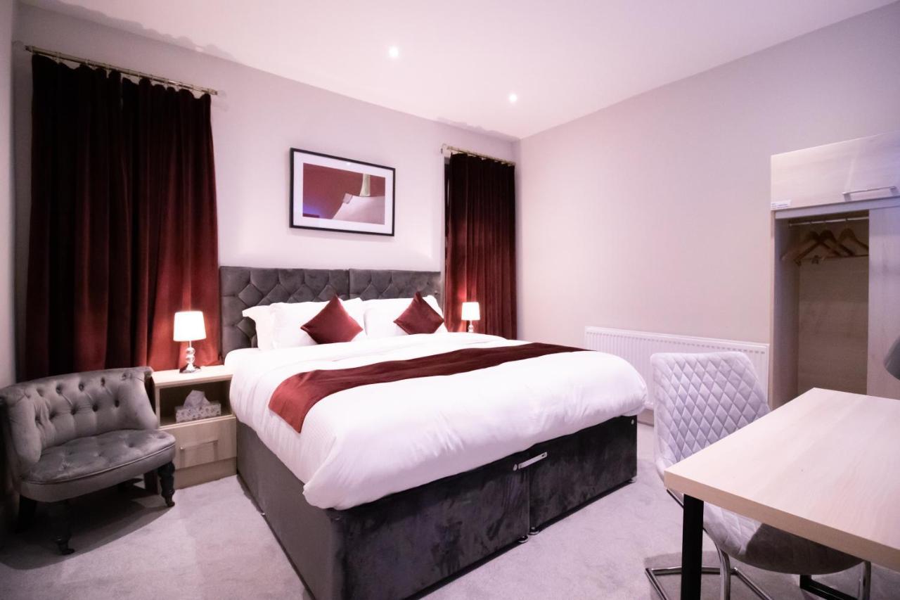 Апартаменты/квартиры  Everest Lodge, Luxury Serviced Apartments, Farnborough