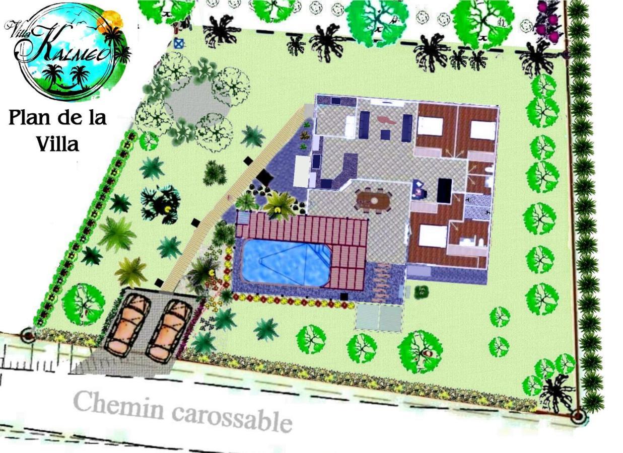 Restaurant Americain Plan De Campagne villa kalméo - tout pour un séjour inoubliable, saint