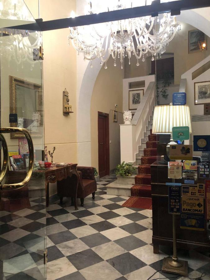Отель типа «постель и завтрак»  Al Piazza Marina Palace