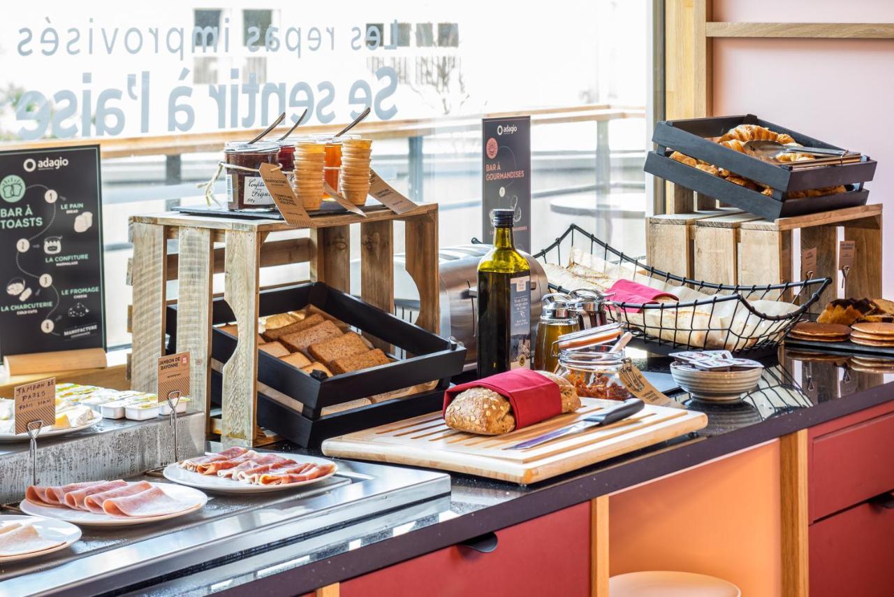 Cuisine Pas Cher Lyon aparthotel adagio paris nation, france - booking