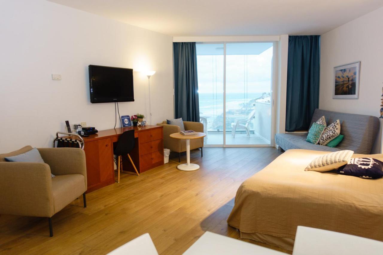 Апартаменты/квартира  Herzliya Sea View Hotel Apartment