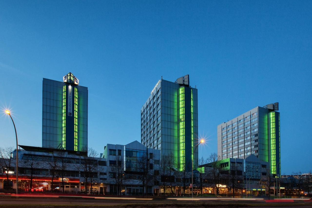 Holiday Inn Berlin City Germany Booking Com