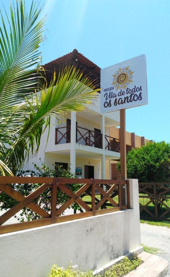 Гостевой дом  Vila De Todos Os Santos