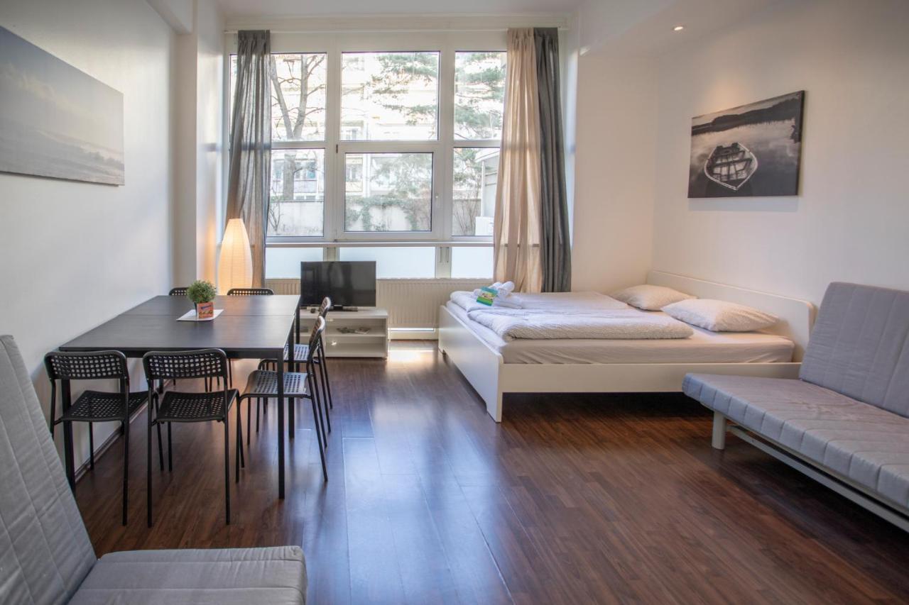 Апартаменты/квартира  Deluxe Innsbruck City Apartment