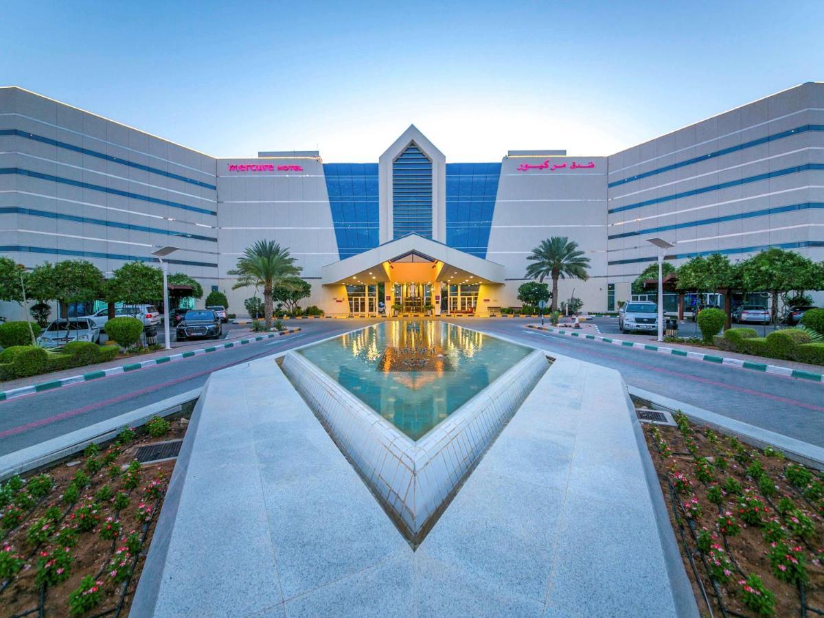 Отель  Mercure Grand Jebel Hafeet