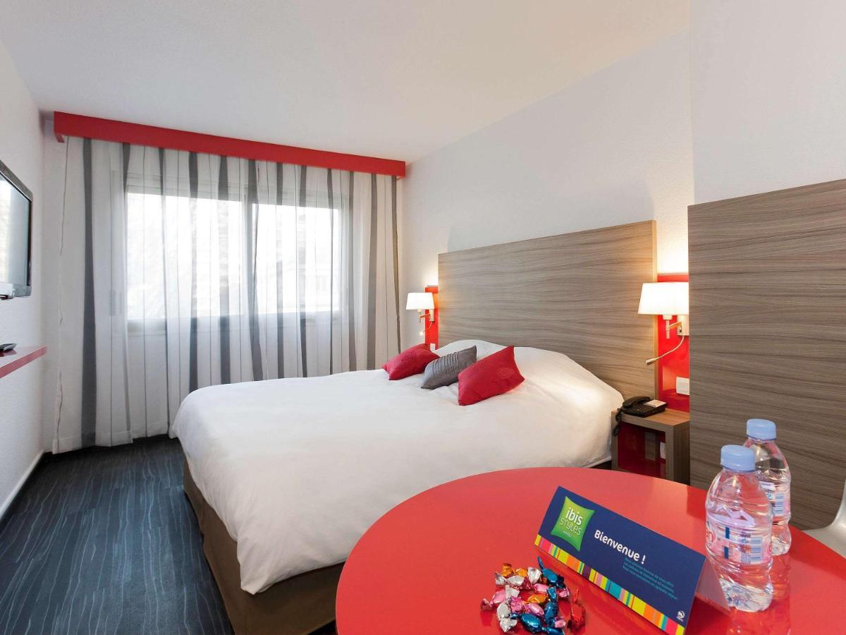 Отель  Ibis Styles Grenoble Centre Gare