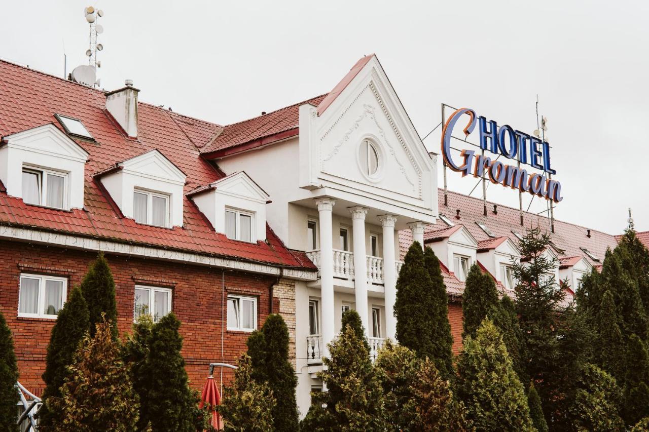 Отель  Hotel Groman