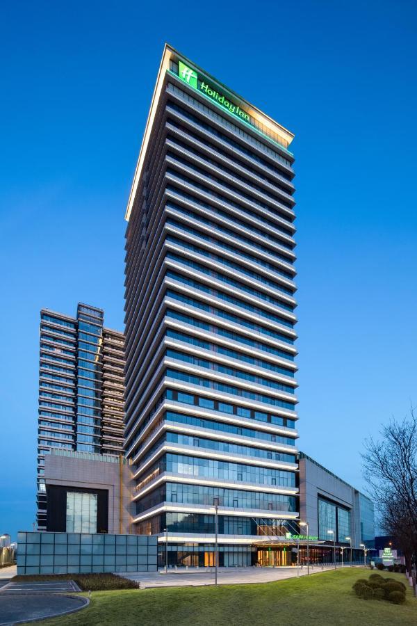 Отель  Holiday Inn Tianjin Xiqing, An IHG Hotel