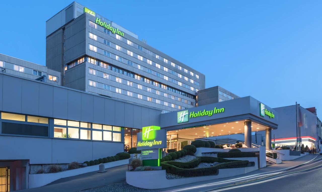 Отель  Holiday Inn Munich City Centre