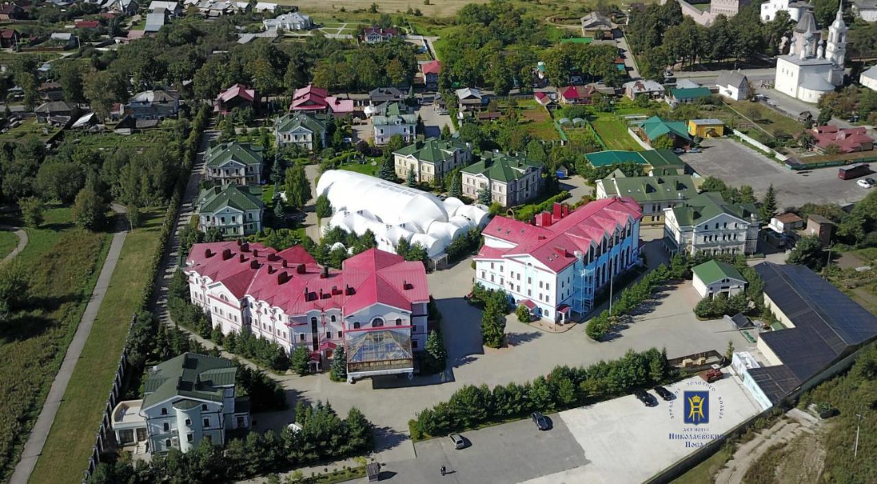 Отель  Арт Отель Николаевский Посад