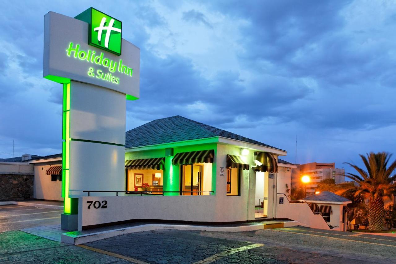 Отель  Отель  Holiday Inn Hotel & Suites Chihuahua