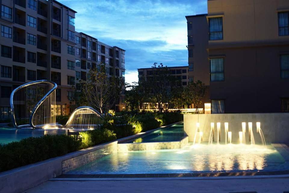 Апартаменты/квартира  Rain Cha-am Hua-hin Resort Condominium