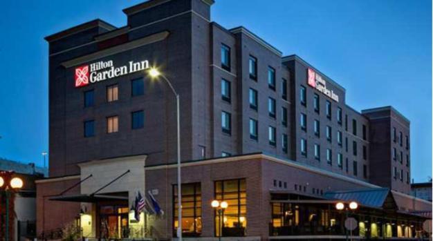 Отель  Hilton Garden Inn Lincoln Downtown/Haymarket