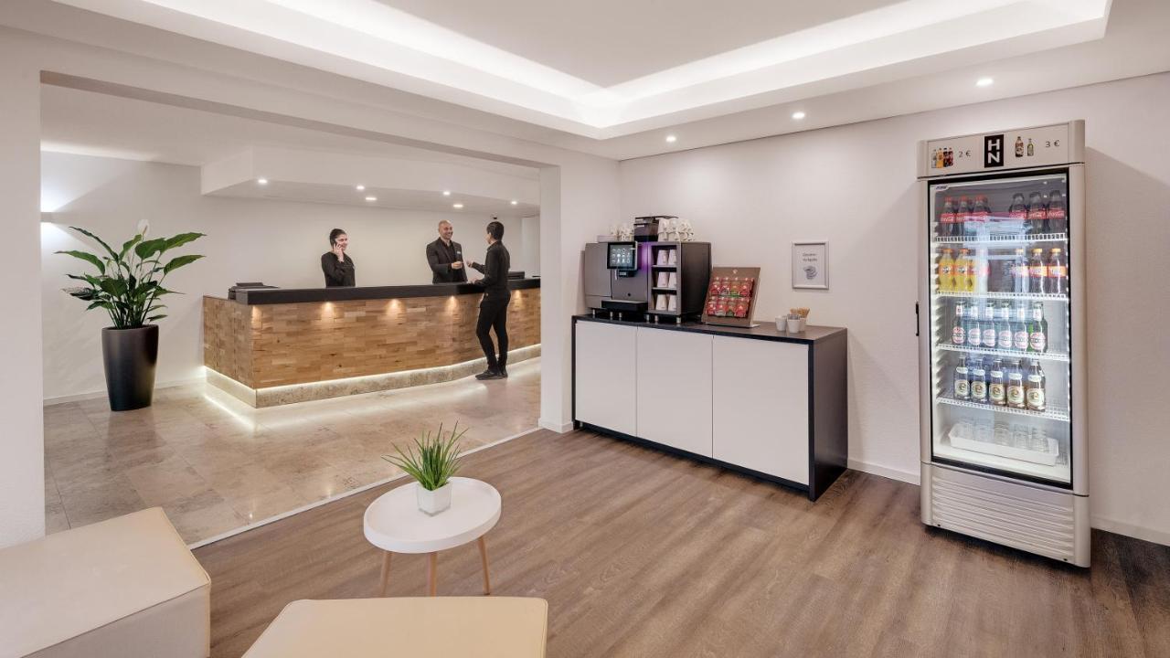 Newton Hotel Ludwigshafen, Januar 2020