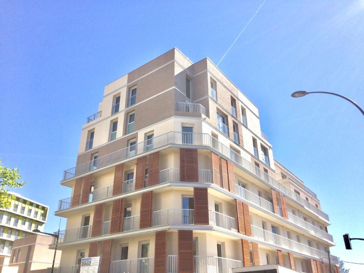 Апартаменты/квартира Appart Charlety Paris 14