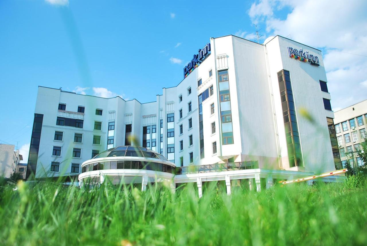Отель  Отель  Park Inn By Radisson