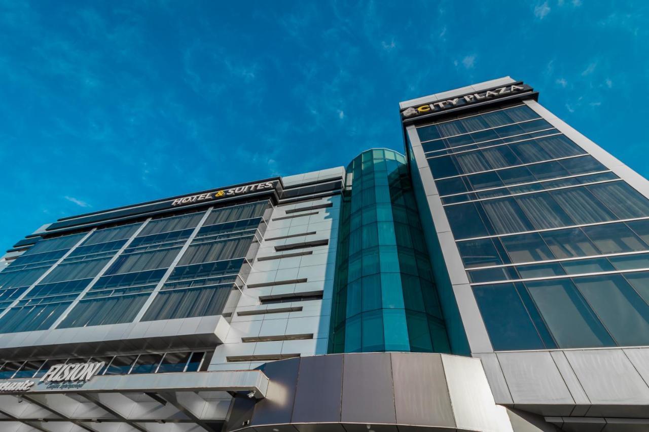 Отель  Отель  City Plaza Hotel & Suites