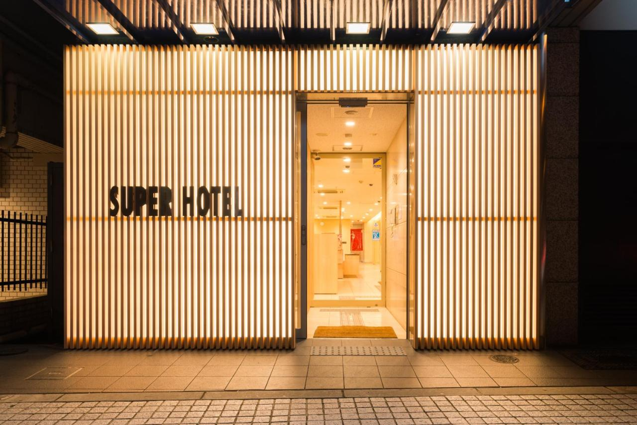Отель  Super Hotel Osaka Tennoji