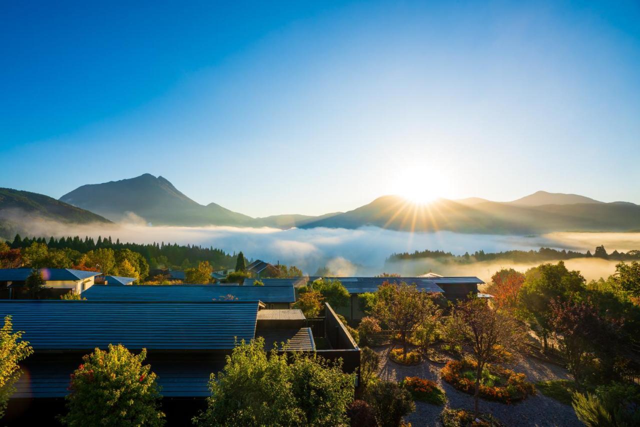 記念日におすすめのホテル・朝霧のみえる宿 ゆふいん花由の写真1