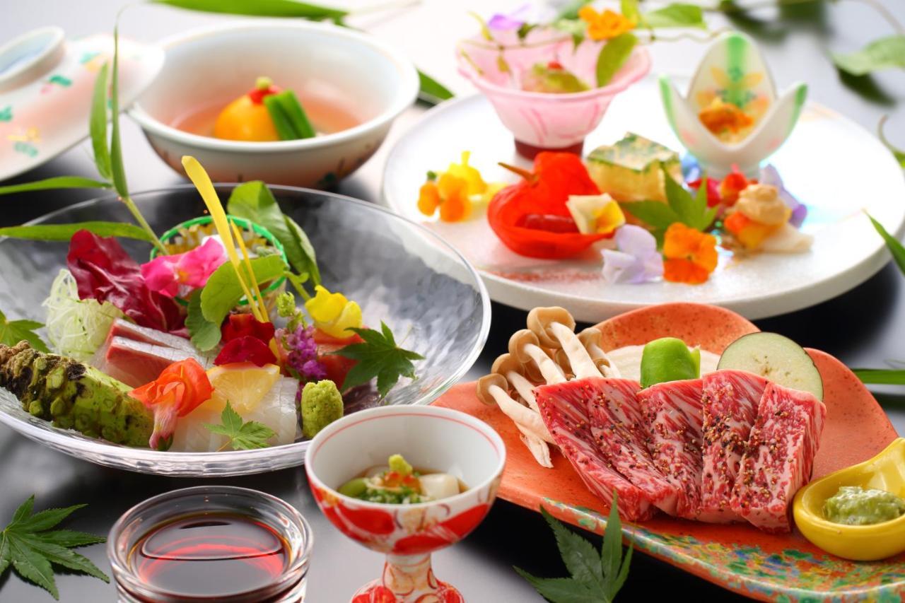 記念日におすすめのレストラン・朝霧のみえる宿 ゆふいん花由の写真5