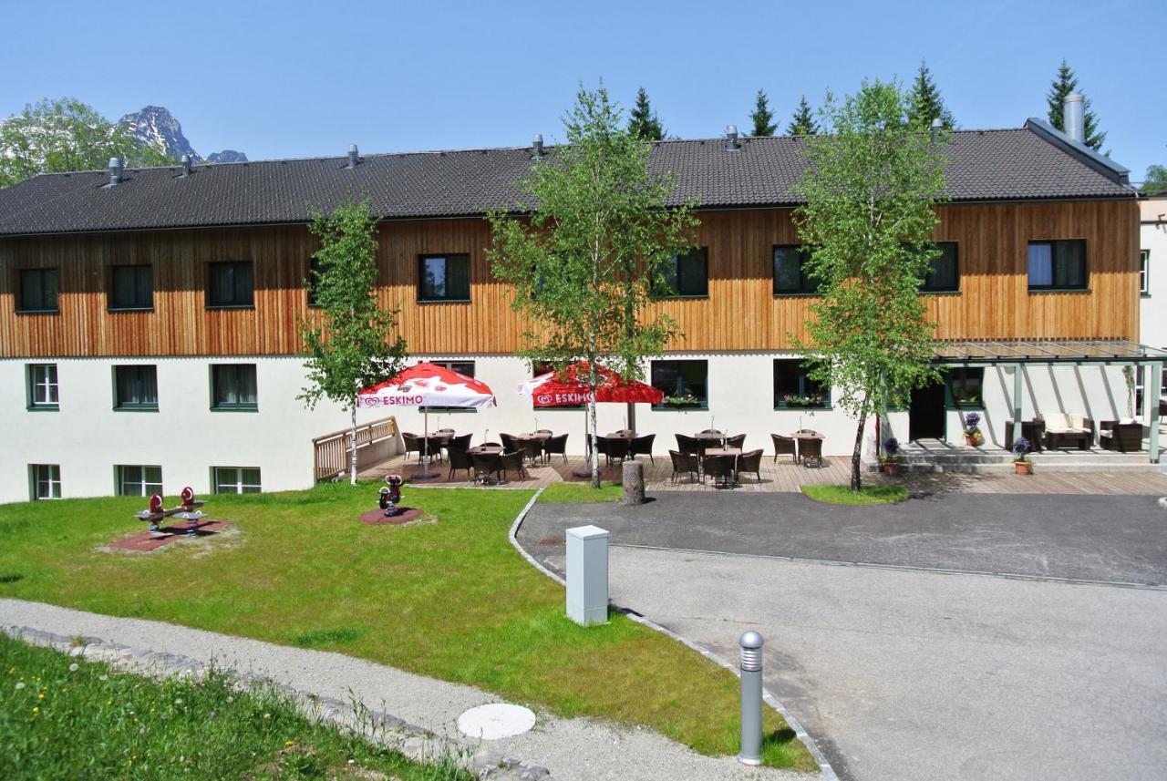 Kurhaus - Bad Aussee - Szene1
