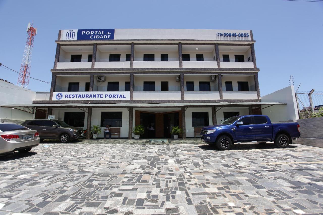 Отель  Отель  Pousada Portal Da Cidade