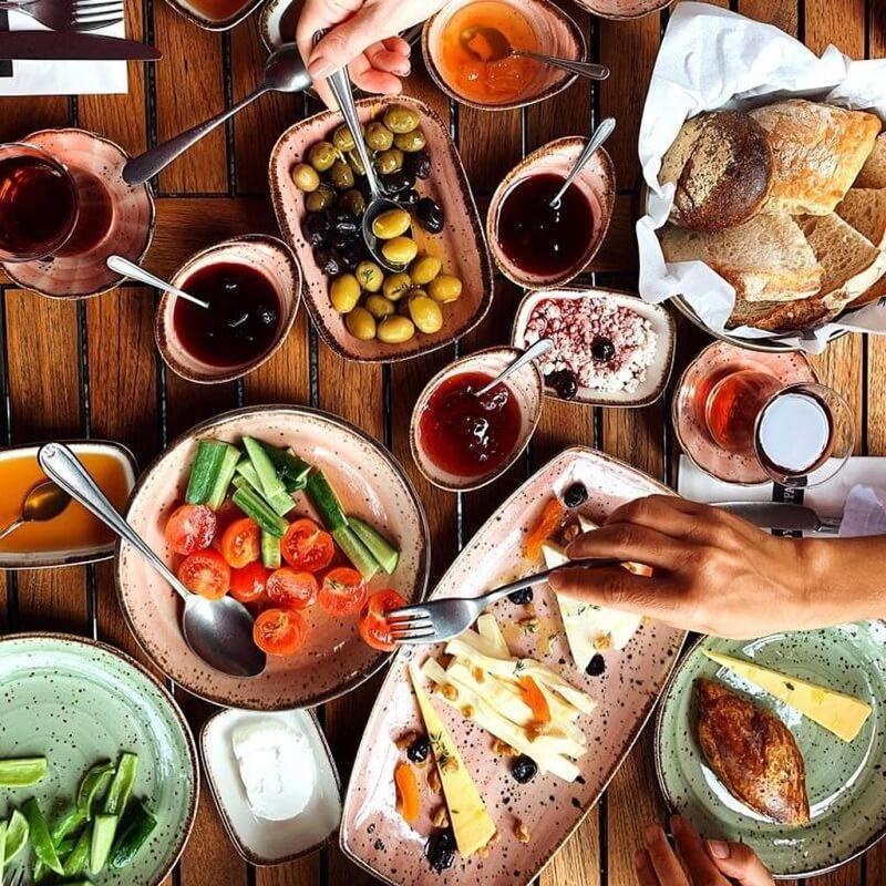 Отель типа «постель и завтрак»  Отель типа «постель и завтрак»  Grand Temel Butik Otel