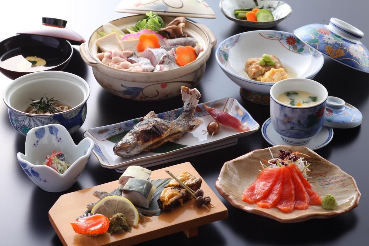 記念日におすすめのレストラン・中の湯温泉旅館の写真4