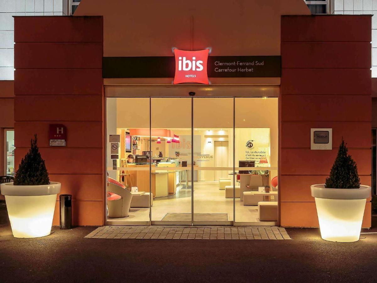 Отель  Ibis Clermont Ferrand Sud Herbet