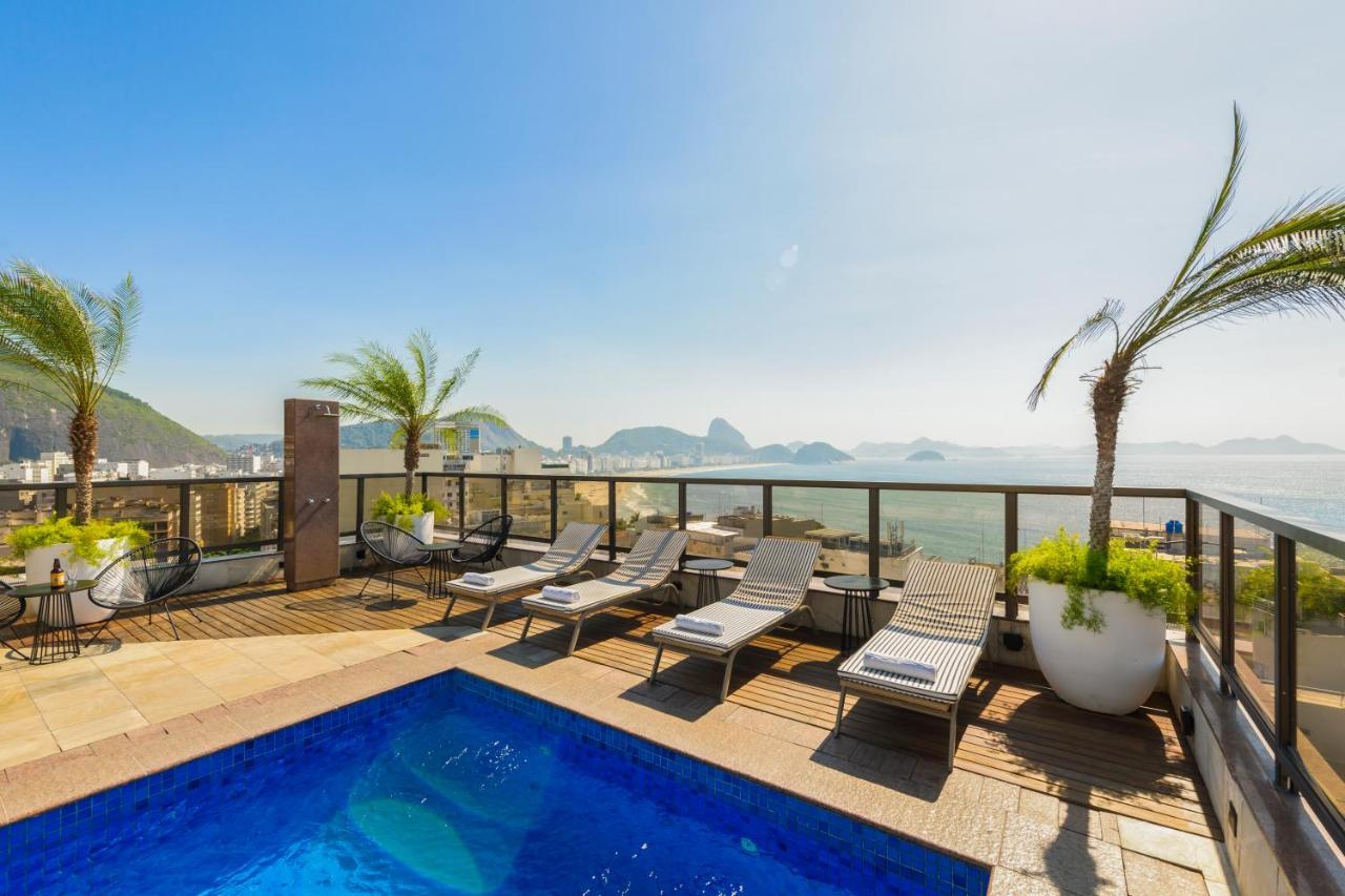 Отель  B&B Hotels Rio Copacabana Posto 5