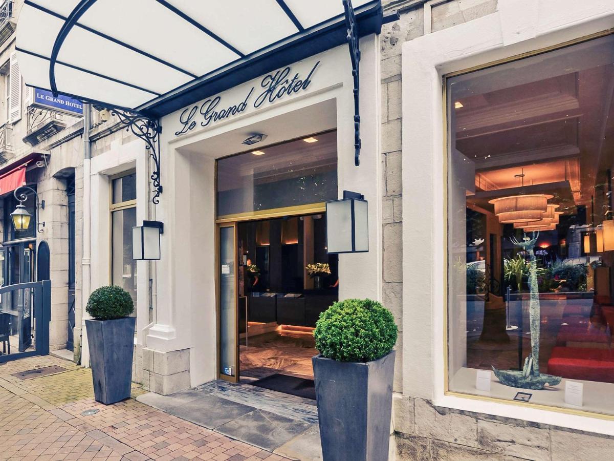 Отель  Hôtel Mercure Bayonne Centre Le Grand Hotel
