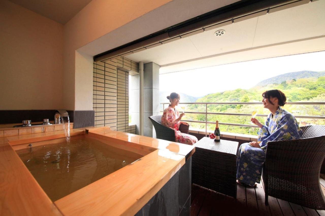 記念日におすすめのホテル・メルヴェール箱根強羅の写真1