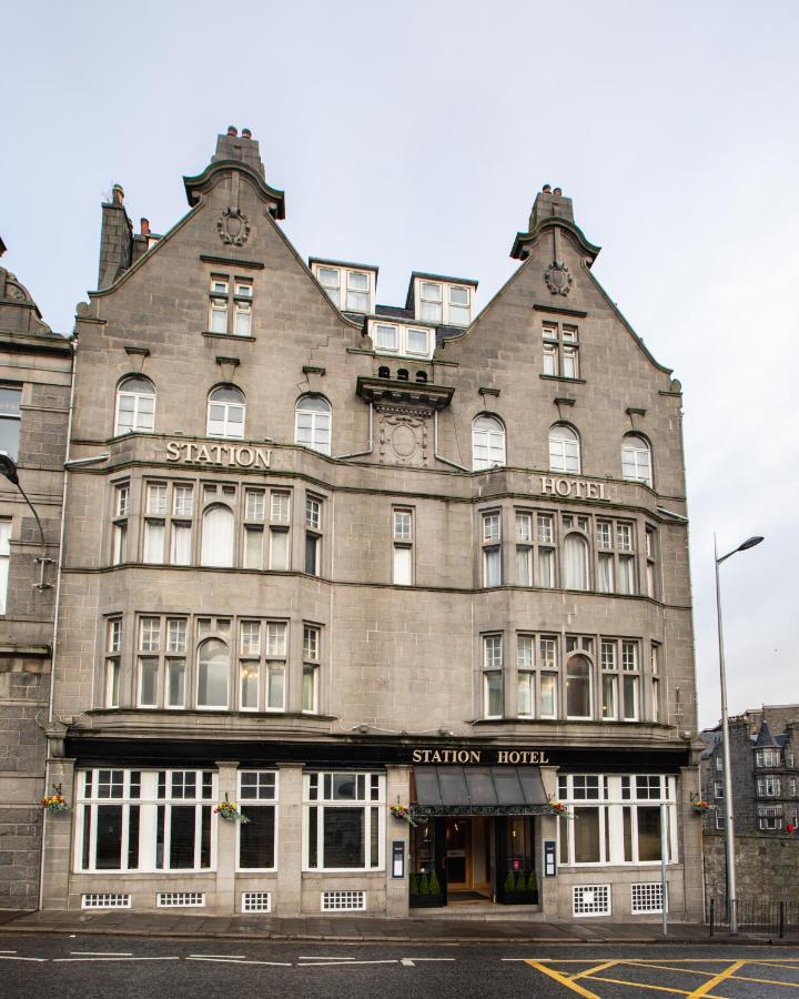 Отель  Отель  The Station Hotel
