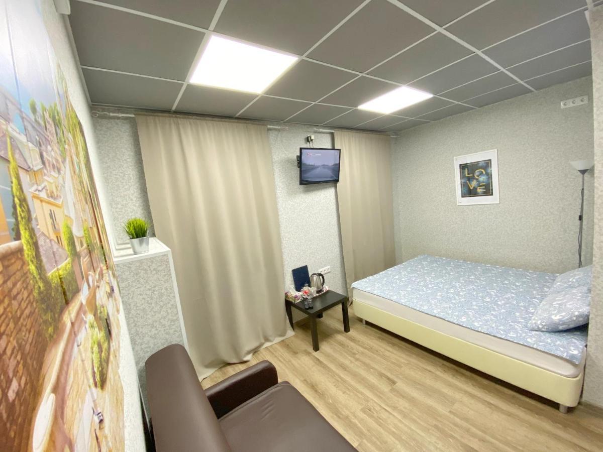 Мини-гостиница  Отель Стромынка