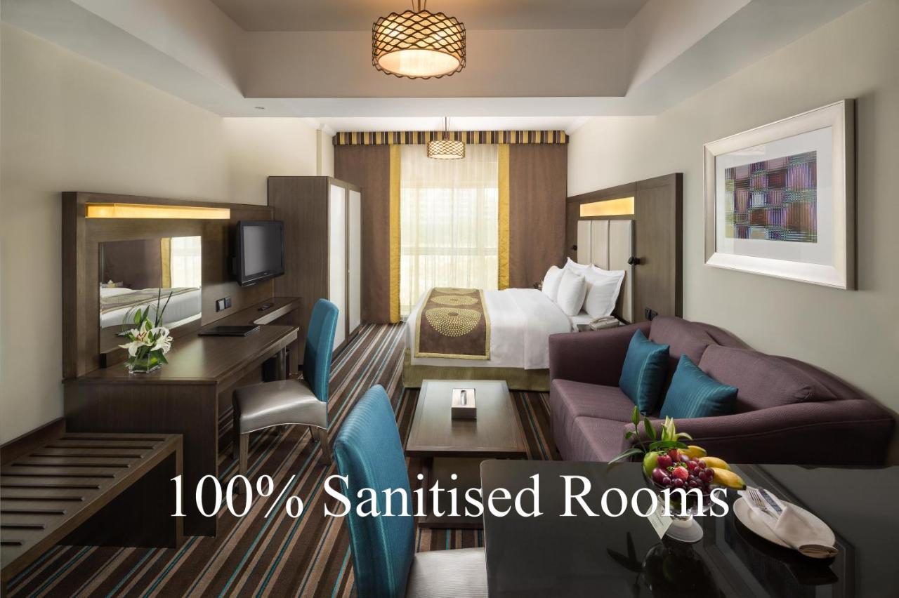 Апарт-отель  Savoy Central Hotel Apartments