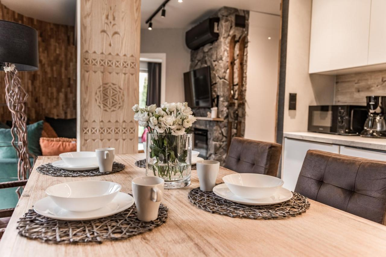 Апартаменты/квартиры  Apartamenty Comfort & Spa Stara Polana