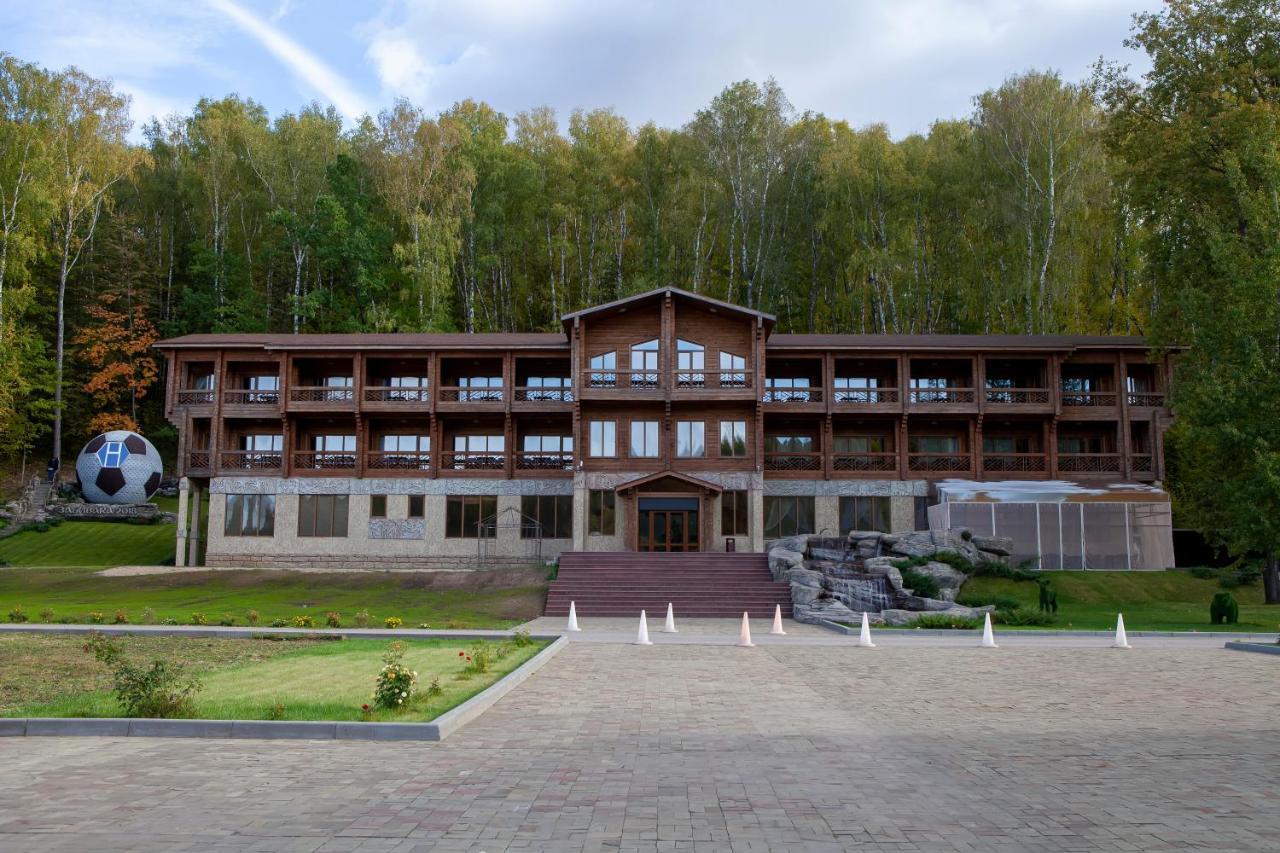Комплекс для отдыха  Центр экотуризма Берхино