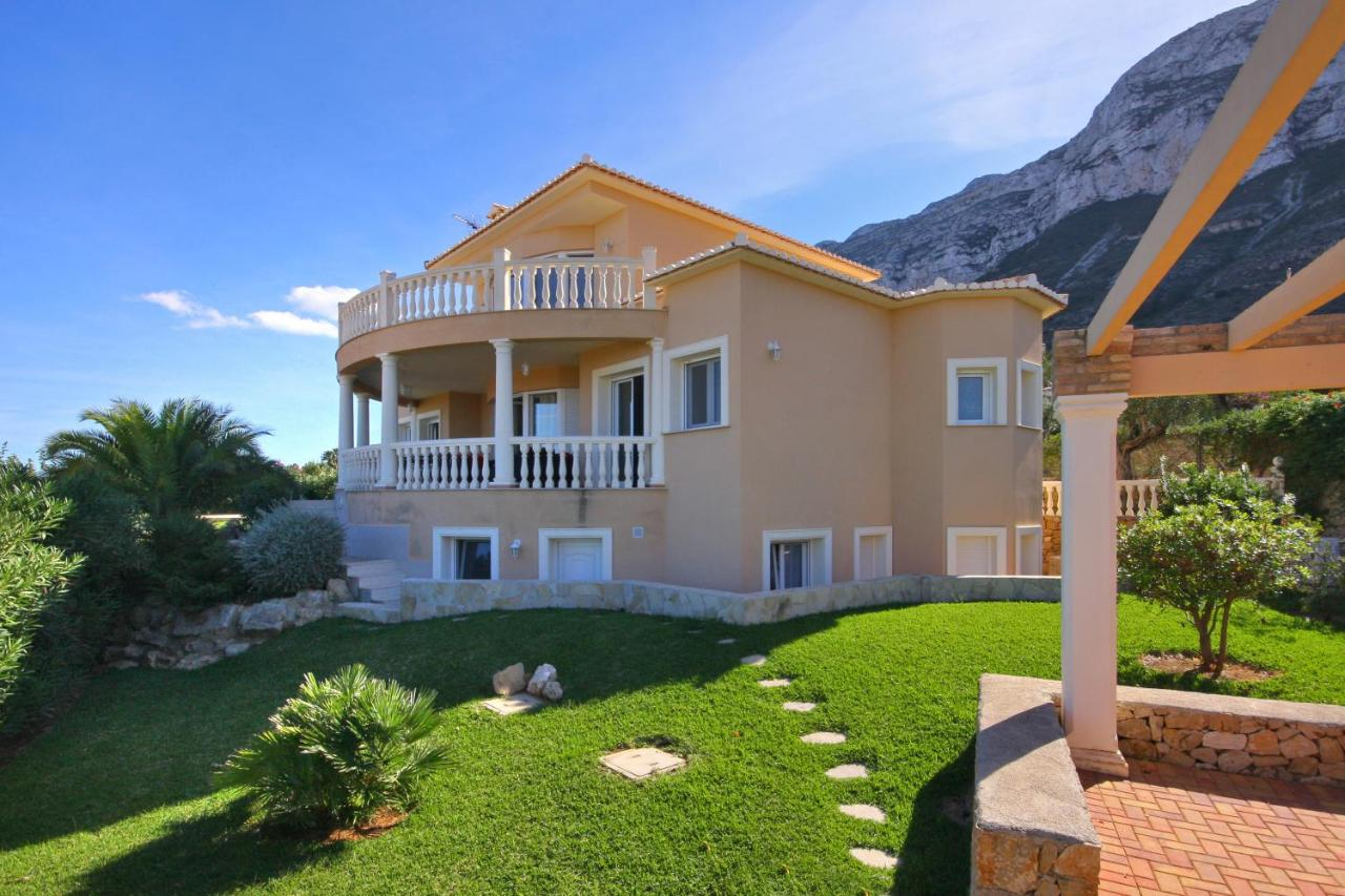 Villa Alta Vista, Denia, Spain - Booking.com