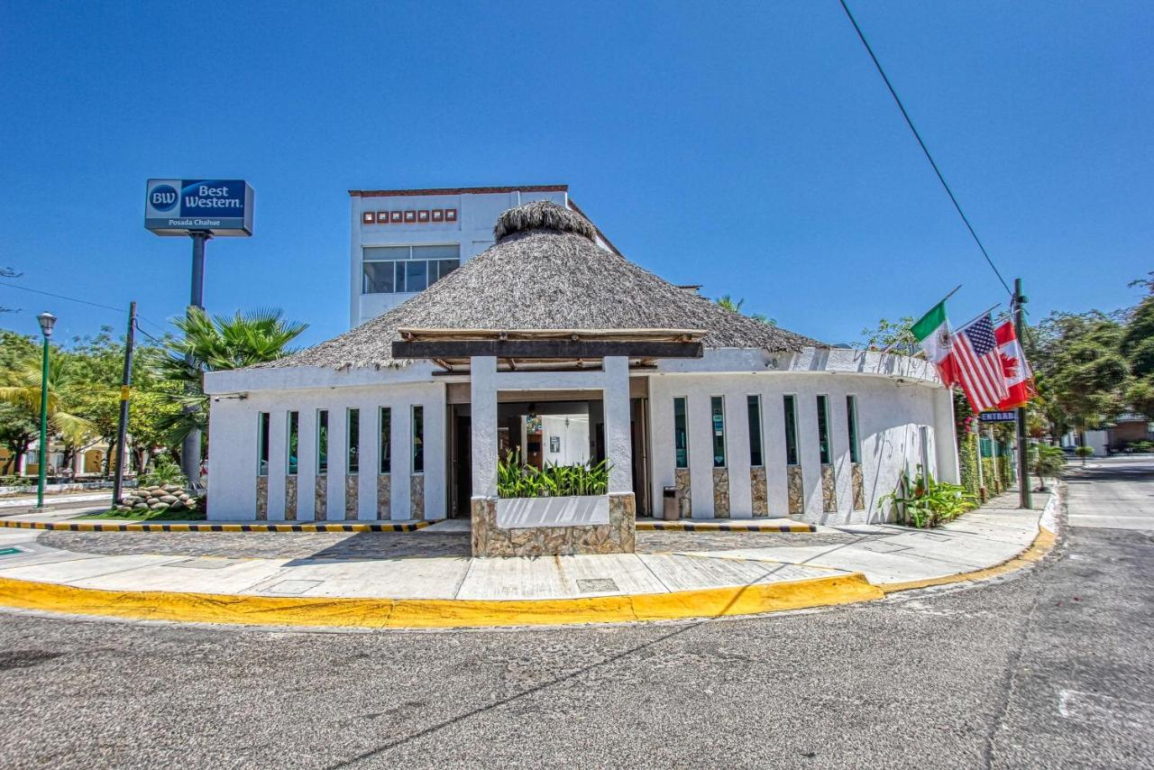 Отель  Отель  Best Western Posada Chahue