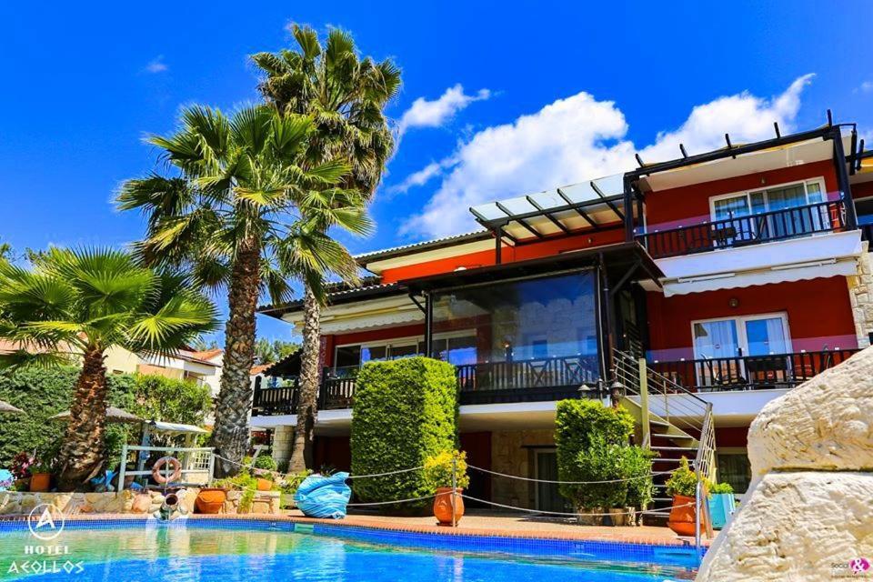 Апарт-отель  Hotel Aeollos