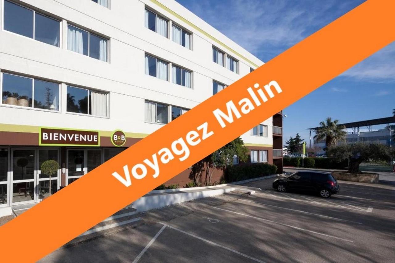 Отель  HÔTEL B&B Ville Active*** Très Bien Situé, Parking Sécurisé Gratuit