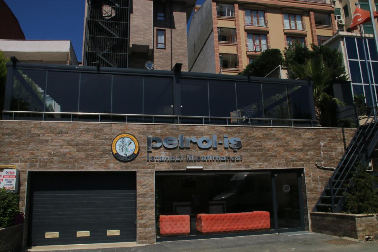 Мини-гостиница  Petrol-İş İstanbul Misafirhanesi