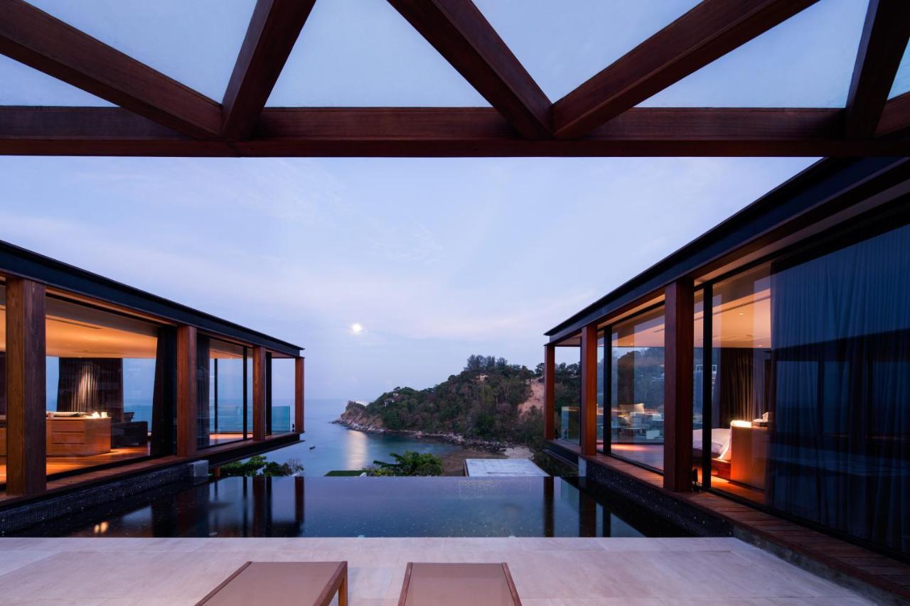 Курортный отель  The Naka Phuket