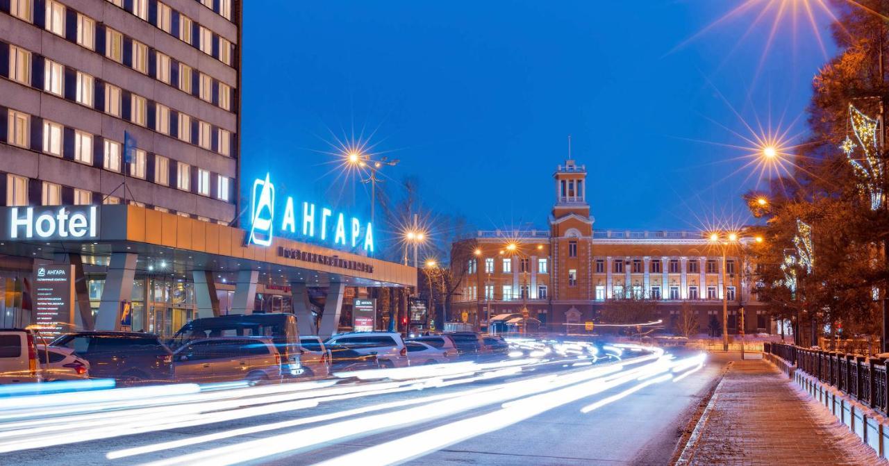 Отель Отель Гостиница Ангара