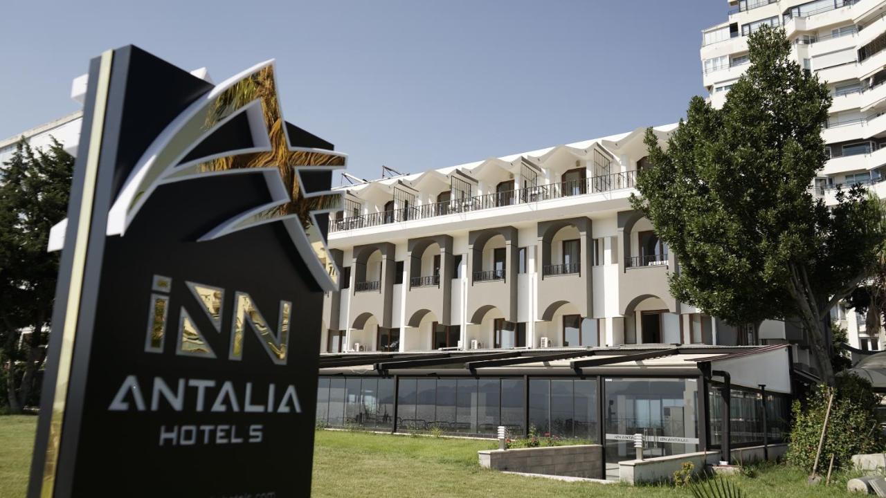 Отель  InnAntalia Hotels