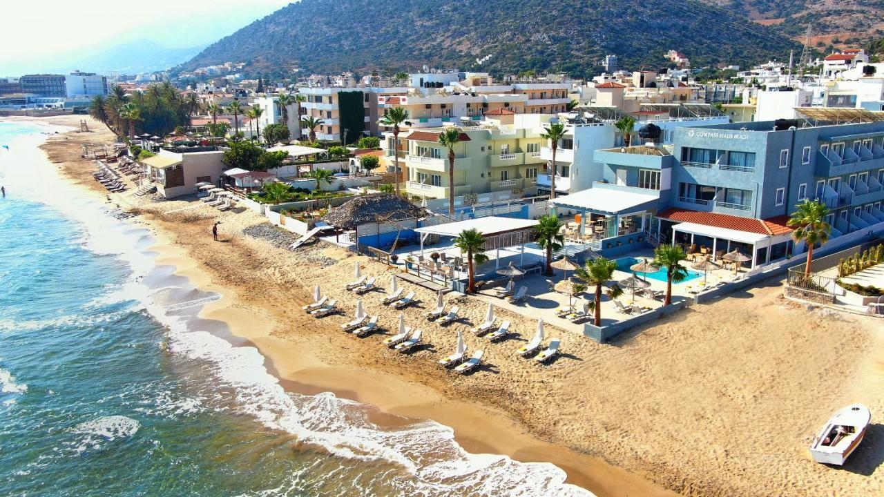 Отель  Compass Stalis Beach