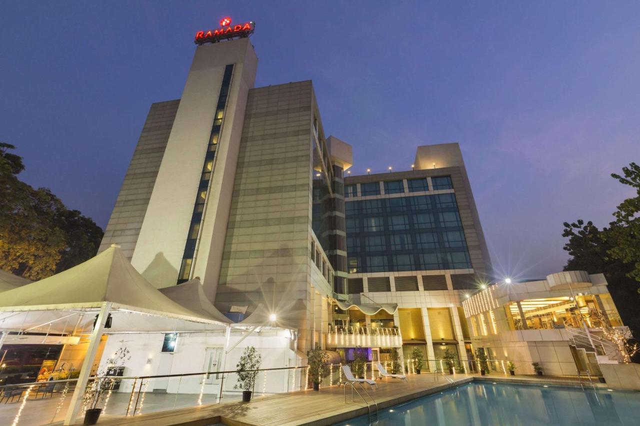 Отель  Отель  Ramada Navi Mumbai